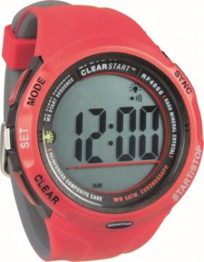 Regattauhr RONSTAN 50 mm CLEAR START™ Armbanduhr Rot
