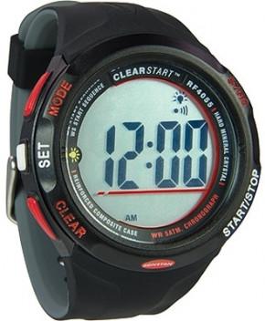 Regattauhr RONSTAN 50 mm CLEAR START™ Armbanduhr Schwarz