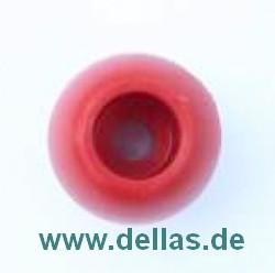 Kugel für das Tauende Rot / 6 mm