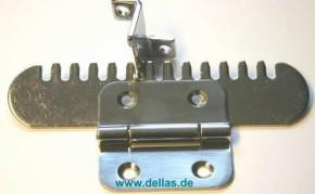 Pinnenkamm 105 mm -Preiswert -
