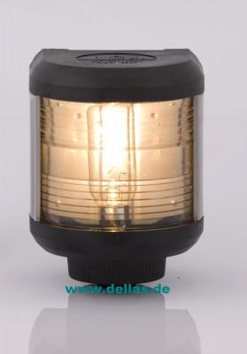 Positionslaterne Topp - Dampferlicht, 12 Volt oder 24 Volt