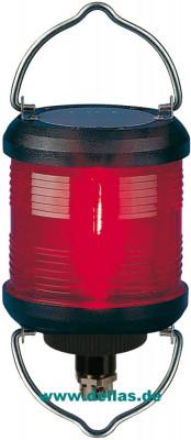 Signallaterne zum Vorheißen, Rundumlicht, Rot, 12 Volt oder 24 Volt