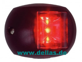 Aqua Signal LED Backbordlaterne, Serie 32