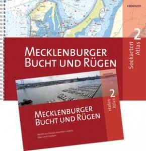 Mecklenburger Bucht und Rügen SEEKARTEN ATLAS 2