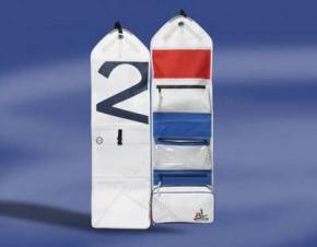 Segelstofftasche Kulturtasche Rolltasche Sea Gipsy