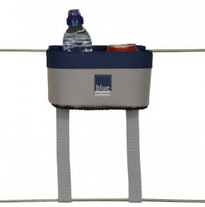 Blue Performance Flaschenhalter Reling