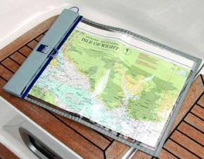 Blue Performance Tasche für Seekarten