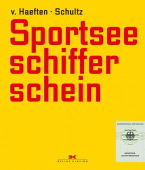 Buch Sportseeschifferschein (Haeften/Schultz)