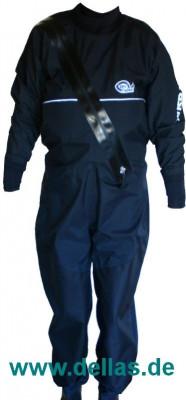 Dry Fashion Trockenanzug Profi - Regatta mit Neo-Manschetten, Größen XS - 3XL