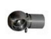 Edelstahl-Augterminal für Gasdruckfeder