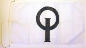 Klassenflagge Optimist beidseitig gedruckt