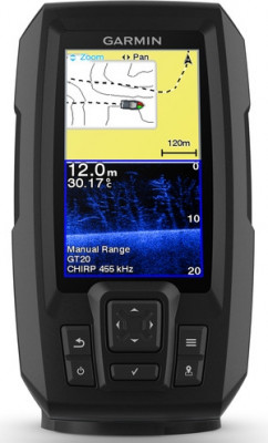 GARMIN STRIKER™ PLUS 4CV MIT GT20-TM-GEBER