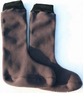 Guy Cotten Fleece Socken lang