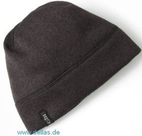 Gill Knit Fleece Hat – Fleece Mütze in Strick-Optik Graphite