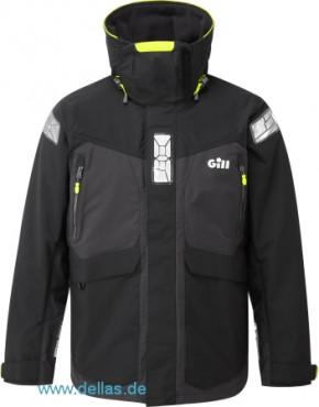 Gill OS2 Offshore Men's Jacket - Herren Offshore Jacke XS / Schwarz
