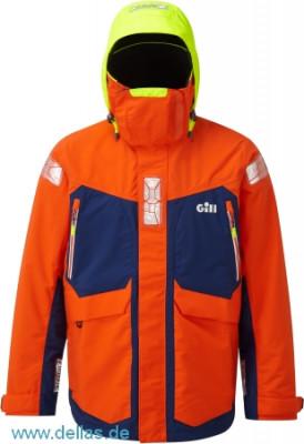 Gill OS2 Offshore Men's Jacket - Herren Offshore Jacke XS / Tango
