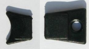 Endkappen für 10mm-Aquabatten 10D Segellatten