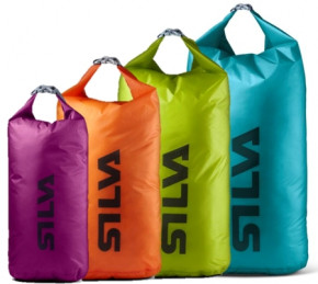 SILVA CARRY DRY BAG 30D CORDURA in markanten Farben