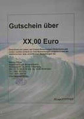 Gutschein über XX Euro