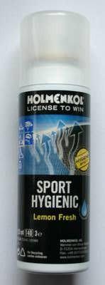 HOLMENKOL Sport Hygienic + Fresh 125 ml