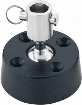 Kugel Basis 54 mm Ø für kleinen Violinblock oder Ratsche