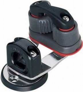 Dreh-Basis mit Leitöse und 150 Cam-Matic® oder 365 Carbo-Cam®