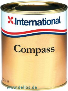 International Compass Bootslack klar