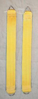 Ausreitgurt gepolstert 73 cm, Paar