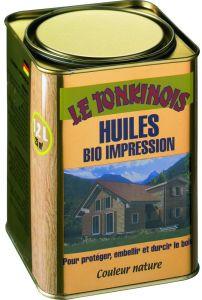 Le Tonkinois Bio Impression Vorstreichöl