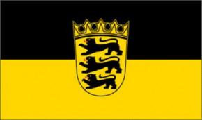 Flagge Baden-Württemberg