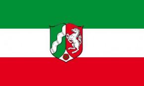 Flagge Nordrhein-Westfalen