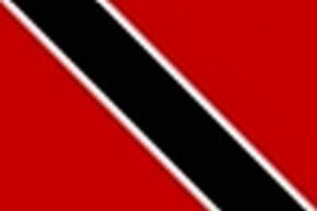 Nationalflagge Trinidad und Tobago