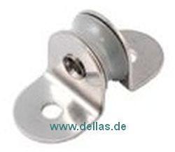 Einlass-Einzelblock Allen für Tau-Ø 2 - 5 mm