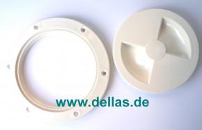 Inspektionsdeckel aus Luran S(Made in Germany)