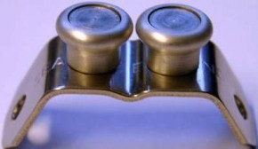 Dinghy Segeleinfädler, Edelstahl rostfrei, max. 8 mm Liek