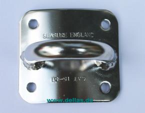 Mastplatte für Spibäume - extrastark