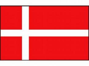 Nationalflagge Dänemark