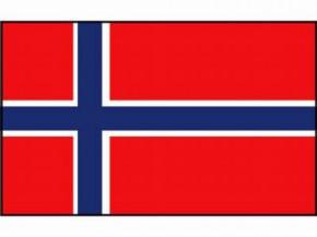 Nationalflagge Norwegen