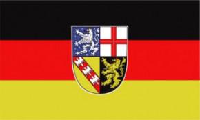 Flagge Saarland