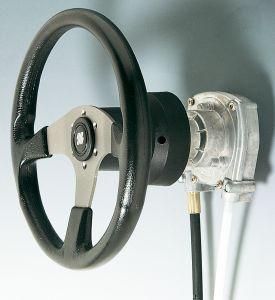Steuerungssystem T73NRFC oder T74NRFC - Ein- oder Zweikabellenkung mit Bremse
