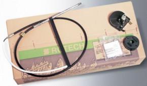 Ultraflex Basiskit Rotech IV -Steuerungssystem T67 mit Kabel und Montageplatte