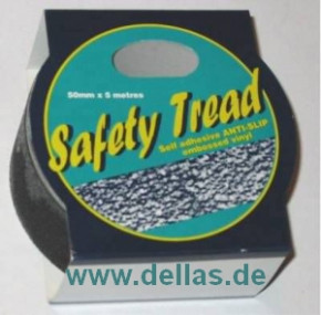 Anti-Slip Tape Schwarz / 50 mm