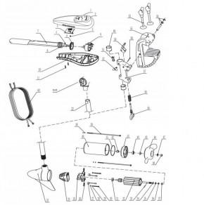 Ersatzteile für Talamex Elektromotoren