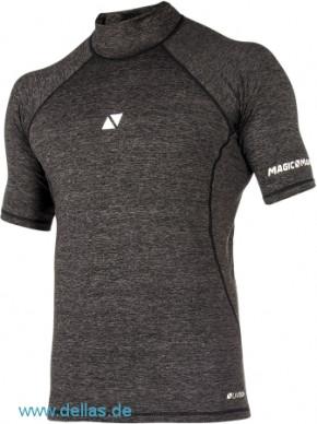 Magic Marine Cube Rash Shirt kurzärmlig