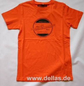 Magic Marine Kinder T-Shirt Signal Junior Orange
