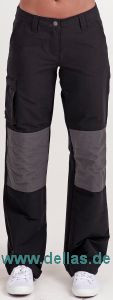 Evolution Technical Hose Ladies Schwarz 18R