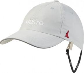 MUSTO Fast Dry Crew Cap Platinum
