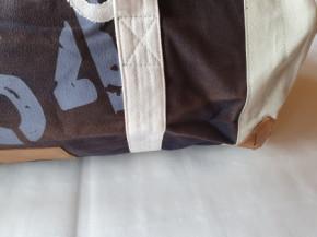 Musto 064 Heritage Holdall - Tasche aus Leinenstoff