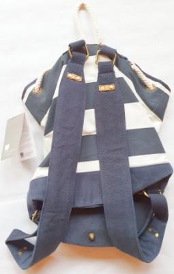 Musto Webb Backpack - Rucksack aus Leinenstoff