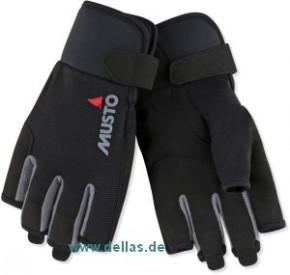 Segelhandschuhe MUSTO Essential Sailing Gloves 5 Fi. geschn.